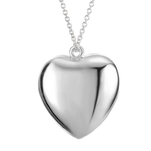 Glow In The Dark Heart Necklace - Florence Scovel - 6