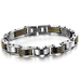 Golden Black Men's Bracelet - Florence Scovel - 1