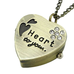 Heart Pocket Watch - Florence Scovel - 1