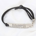 The Love Between a Grandmother and Granddaughter is Forever- Strap Bracelet - Florence Scovel - 2