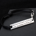 The Love Between a Mother and Daughter is Forever - Strap Bracelet - Florence Scovel - 4