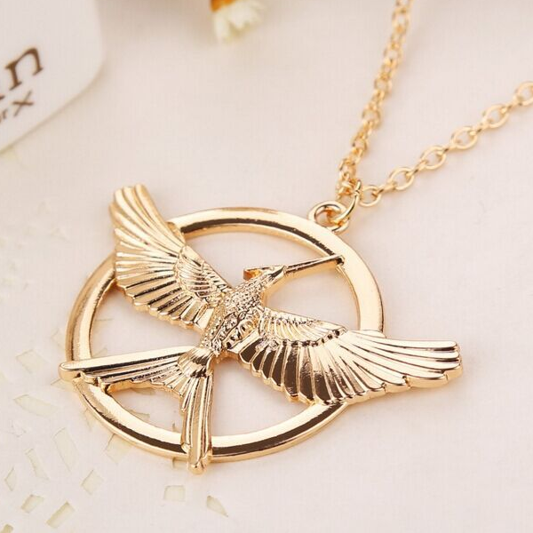 Hunger Games Necklace - Florence Scovel
