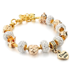 I Love You Charm Bracelet - Florence Scovel - 1