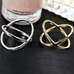 Infinity Cross Over Ring - Florence Scovel - 5
