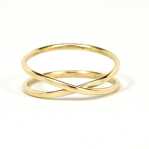 Infinity Cross Over Ring - Florence Scovel - 2