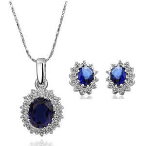 Sapphire Crystal Set - Florence Scovel - 1