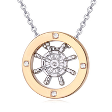 Gold Journey Pendant - Florence Scovel - 1