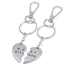 Best Bitches Key Chain - Florence Scovel - 2