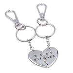 Best Bitches Key Chain - Florence Scovel - 1