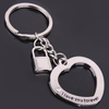 Couple's Key and Lock Keychain - Florence Scovel - 3