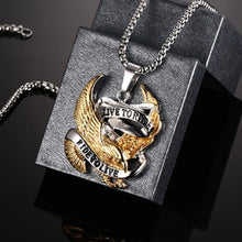 Live to Ride Pendant - Florence Scovel - 2