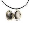Locket Choker Necklace - Florence Scovel - 2