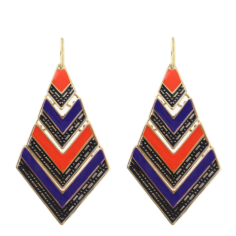 Longos Earrings