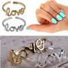 Love Letter Fashion Toe Ring - Florence Scovel - 2