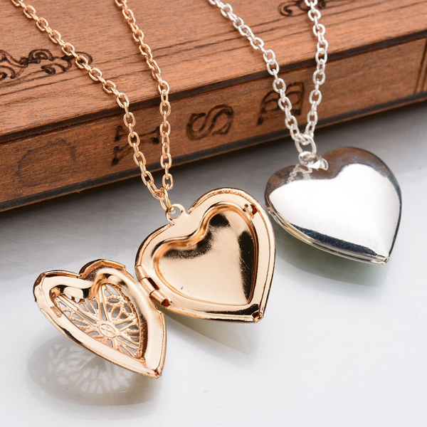 Valentine's Love Pendant Necklace