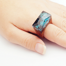 Magic Forest Wood Ring - Florence Scovel - 4