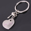 Couple's Key and Lock Keychain - Florence Scovel - 2