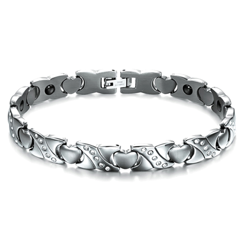 Men's Heart Bracelet - Florence Scovel