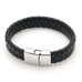 Men's Braided Leather Bracelet - Florence Scovel - 2