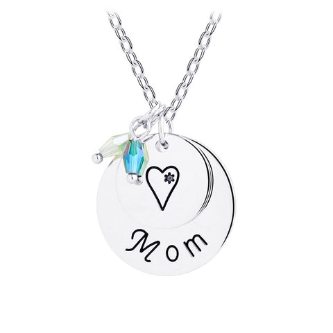 Mom Heart (Crystal) - Florence Scovel - 1