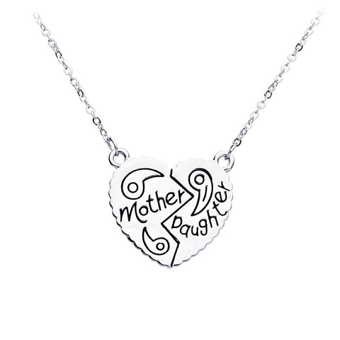 Mother Daughter Love Pendant - Florence Scovel - 1