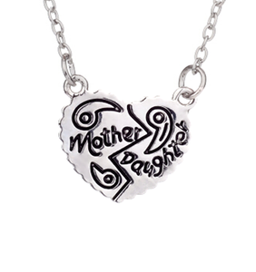 Mother Daughter Love Pendant - Florence Scovel - 2