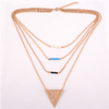 4 Layer Beads Necklace - Florence Scovel - 2