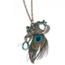 Peacock Feather Pendant - Florence Scovel - 2