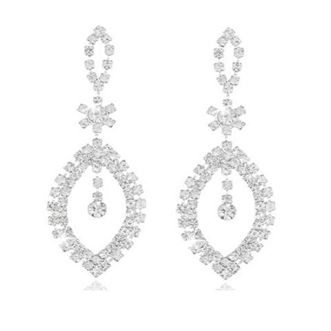 Chandelier Tear Drop Earring - Florence Scovel