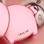 Pig Key Ring For Lovers With Free Gift Box - Florence Scovel - 3