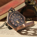 Hexlock Mechanical Pocket Watch - Florence Scovel - 2
