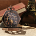 Hexlock Mechanical Pocket Watch - Florence Scovel - 3