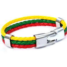 Team Lithuania Flag Bracelet - Florence Scovel - 2