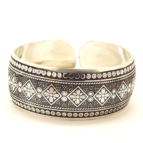 Tibetan Cuff Bangle - Florence Scovel - 1