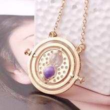 Rotating Time Turner Necklace - Florence Scovel - 3