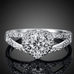 Love-Struck Double Band Ring - Florence Scovel - 7