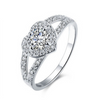 Love-Struck Double Band Ring - Florence Scovel - 1