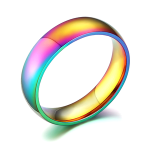 Unisex Rainbow Ring - Florence Scovel - 1