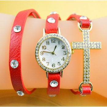 Holy Cross Watch - Florence Scovel - 1