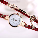 Rose Gold Charm Wrap Watch - Florence Scovel - 3