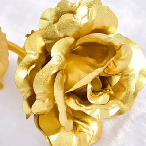 Mother's Day Gift: 24K Forever Gold Rose