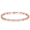 Diamond Accent Tennis Bracelet - Florence Scovel - 1