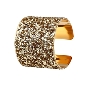 Sequin Cuff Bangle