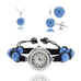 Crystal Watch Balla Pendant Set - Florence Scovel - 4