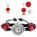 Crystal Watch Balla Pendant Set - Florence Scovel - 2