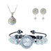 Crystal Watch Balla Pendant Set - Florence Scovel - 3