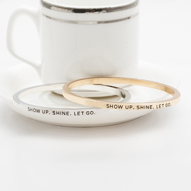 Show Up Shine Bangle - Florence Scovel - 3