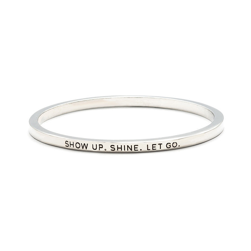 Show Up Shine Bangle - Florence Scovel - 2