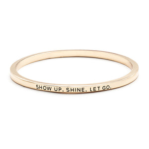 Show Up Shine Bangle - Florence Scovel - 7