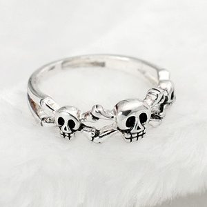 Fashion Skull Ring - Florence Scovel - 1